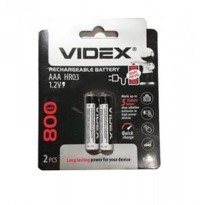Аккумулятор Бат R3 Videx 800mAh 1*2bl