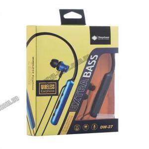 Наушники DeepBass D-27 Bluetooth 27130