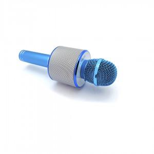 Микрофон караоке HAND HELD KTV WS-858 цв. чёрный