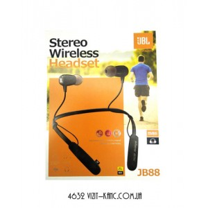 Наушники Headset JB88 Bluetooth с гарнитурой