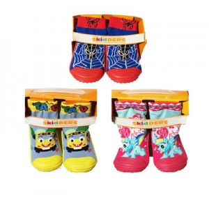 Носки-тапочки детс. 19-23го размера