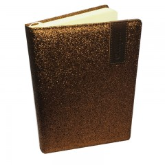 Щоденник А5 недатований арт.8938, Кожзам, 320 стр., 70 г., клітинка