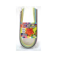Набір для  квілінга 10 кольорів 3мм 100 смужок №2