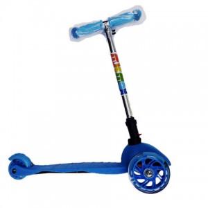 Самокат детский MICMAX Sport 3 колеса светящиеся