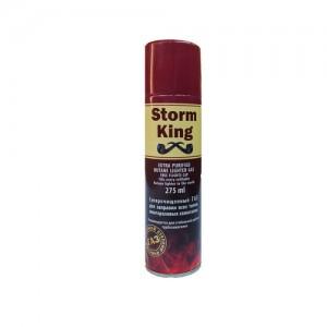 Газ для заправки зажигалок Storm King 270 мл балон Турция