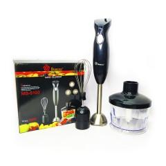 Блендер ручной металл 3в1 Domotec MS-5103 9773 черный