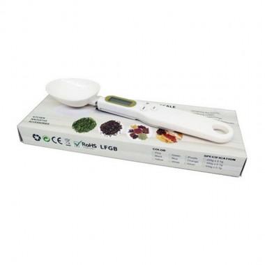 Электронная мерная ложка-весы Digital spoon scale 500г*0.1г 24см