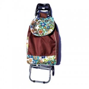 Сумка доорожная на колёсиках в ассортименте каркас1м сумка 60см*30см*20см