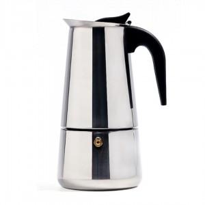 Гейзерная кофеварка для индукционных плит DT-2809 на 9 чашек