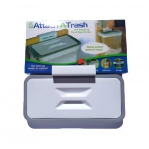 Навесной держатель для мусорных пакетов Attach a trash  25х13,5