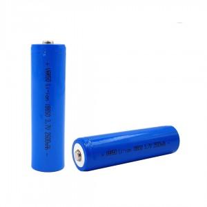 Аккумуляторная батлитий-ионный VARGO 18650 3.7V 2600mAh