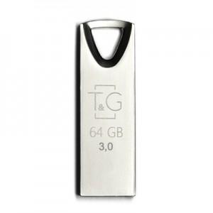 Флешка T&G 117 Metal series 64GB