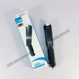 Зарядка в машину от прикурки N9BT 1USB 2.1A MicroSD FM MP3 индикатор