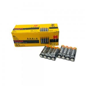 Батарейка LR3 KODAK Xtralife AA, трей 4/60/720
