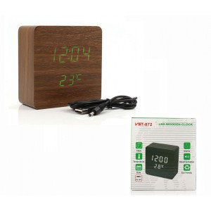 Часы электронные настольные VST-872 80шт 9580