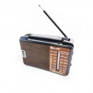 Радиоприемник Golon RX-608AC коричневый