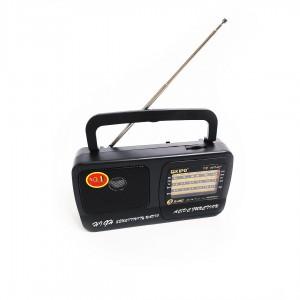 Радиоприемник Kipo KB-409АС от сети черный