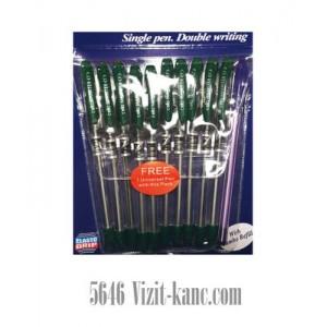 Ручка MAXRITER Cello зелёная 100шт/уп