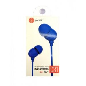 Наушники Gorsun GS-C31 синий