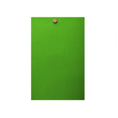 Фоаміран,EVA, Флексика 20*30см, 2мм, 10 арк в пачці Зелений