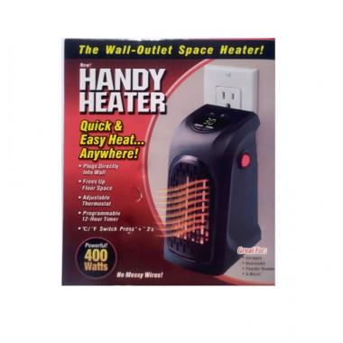 Тепловентилятор HANDY HEATER 400Вт 9*15*9