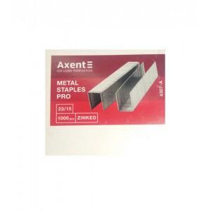 """Скобы №23/15 """"Axent"""" Pro 4307"""