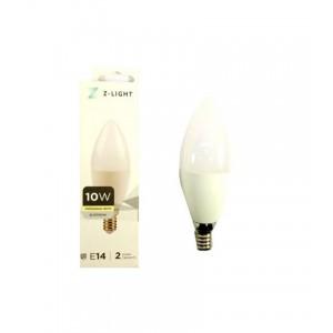 """Z-LIGHT LED Лампа """"свеча"""" ZL 13710144 10w 4000k E14"""