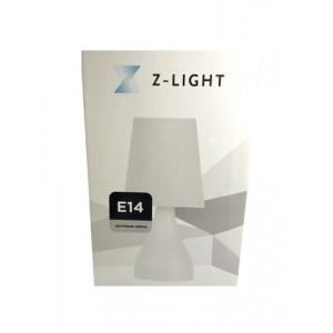 """Z-LIGHT Настольна лампа """"абажур"""" ZL 5035 Е14  высота 280мм (БЕЛАЯ)"""