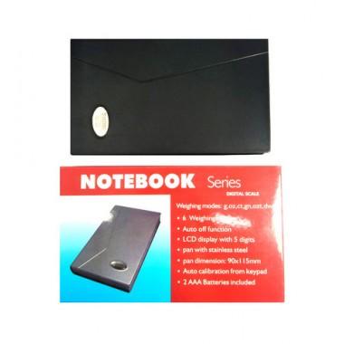 Весы ювелирные электронные Notebook Series Digital Scale до 500г 1108-5