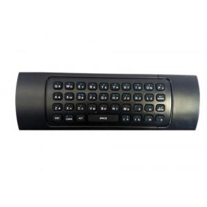 Гироскопический пульт управления+голосовое дистанц управление Air Mouse 2.4g