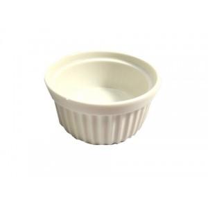 Ємність для запікання на 1 порцію, кругла 10 * 4,7cm. 6 штук в наборі