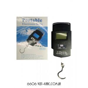 Кантер электронный до 50кг WeiHeng WH-A08 батар. в компл.