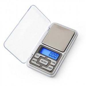 Весы ювелирные до 200г POCKET SCALE 0,01грм.