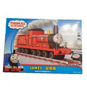 Железная дорога (120шт/2) батар., в коробке 25*21*4см
