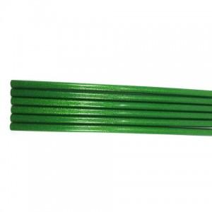 Клей для термопістолетів кольоровий з глітером 1,1-30 Зелений