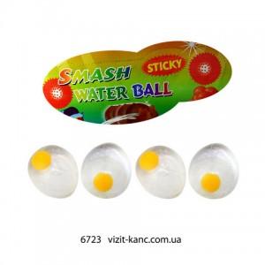Лизун розпливчастий - яйце, 12 шт/уп