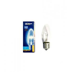Лампа накаливания Искра R27 40 WT Свеча