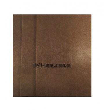 Фетр20* 30см(20 аркушів у пачці) 1мм, коричневий  (ціна за 1шт.)