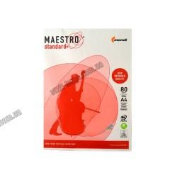 """Бумага  А4 """"Maestro Standart"""" С+ 80г/м2 (500л) (Ф2) ##"""