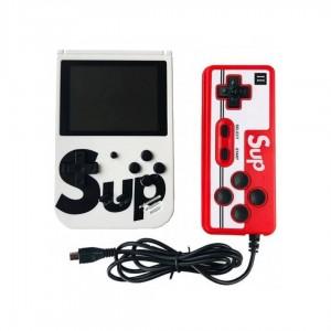 Приставка Retro FC SUP Game box 400игр Dendy + джойстик (17см*16см кор.) белая