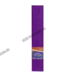 Бумага гофрированная Krepina 35% 8025 т.-фиол.