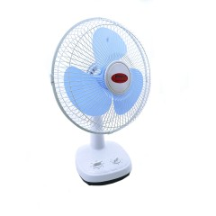 """Вентилятор настольный OPERA Digital """"12"""" 40W 3 режим.3 лопасти 45*38d см. цв.белый  (4шт ящ)"""