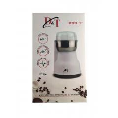 Кофемолка D&T Smart DT-594  200W белая