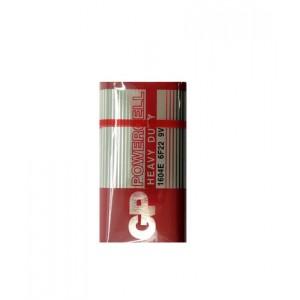 Батарейка 6F22 GP Powercell 9V (крона) (10)