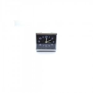 Настольные часы - будильник Х2–9–1 с кнопкой 8,5х7,5х4 см