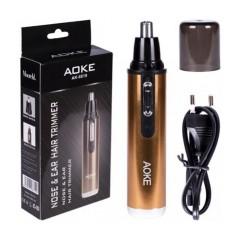 Триммер для ушей и носа AOKE AK-6619 91667 бронза