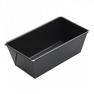 Форма металлическая прямоугольная 21х11,5х7,5 см Х3–135 /FC-20