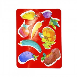 "Трафарет ""Овочі"""