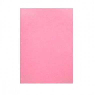 Бумага цветная А4 10л Фоамиран 1,7мм с блестками 17K-7118 самоклейка св.розовый