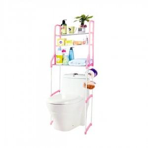 Стойка напольная Bathroom Shelf для туалета микс